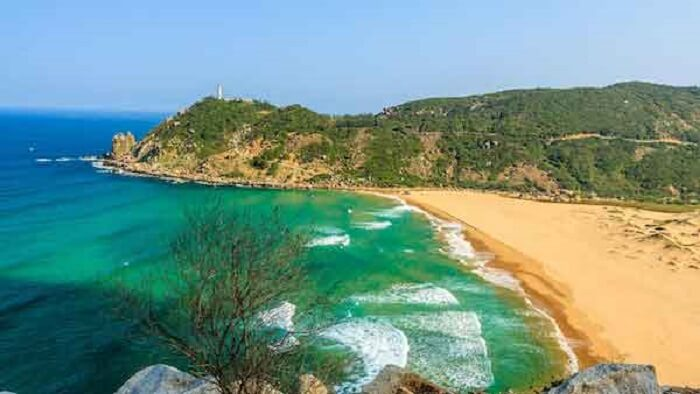 Bãi biển Tuy Hòa tuyệt đẹp