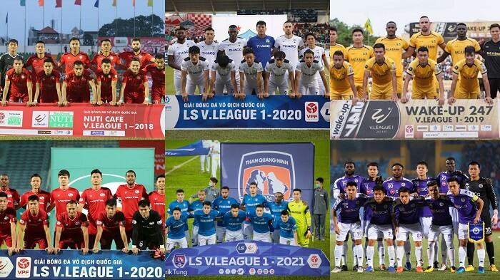 Các vòng đấu phụ thuộc vào số đội tham gia cùng ban tổ chức