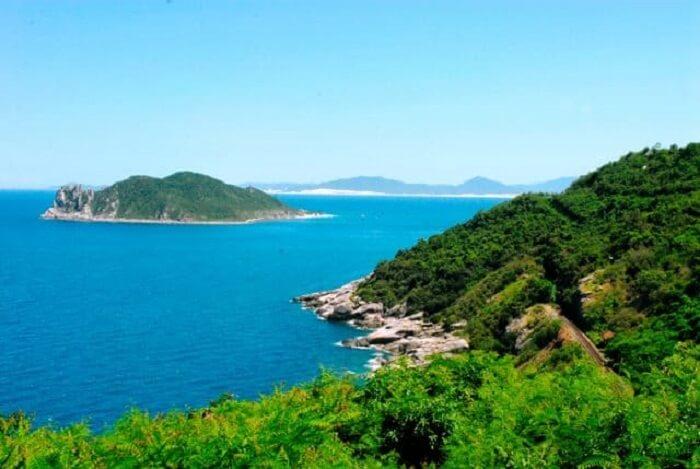 Hòn Nưa - Phú Yên