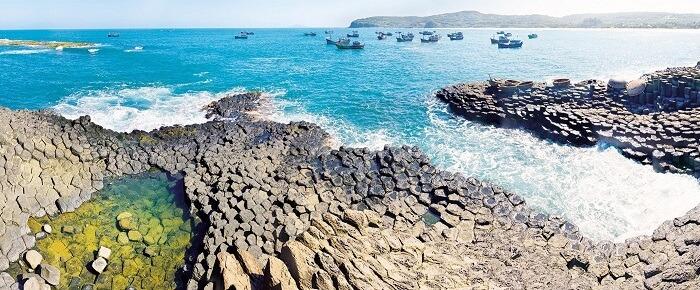 Phú Yên là một địa điểm du lịch thơ mộng