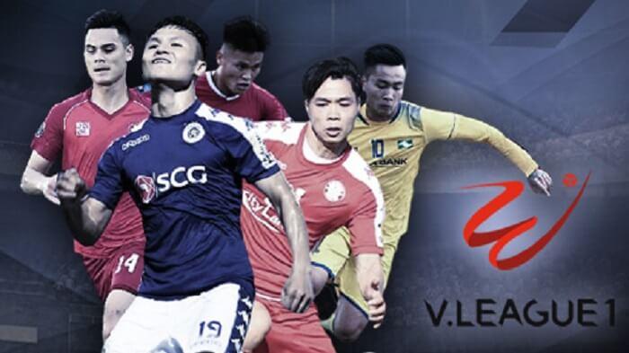 V-League hay còn gọi là Giải bóng đá vô địch quốc gia Việt Nam
